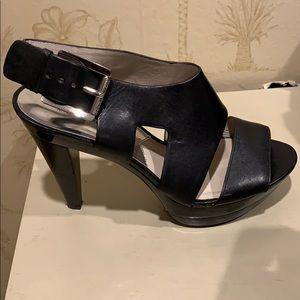 Michael Kors Black womenswear Platform heels